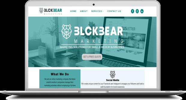 Blck Bear Marketing